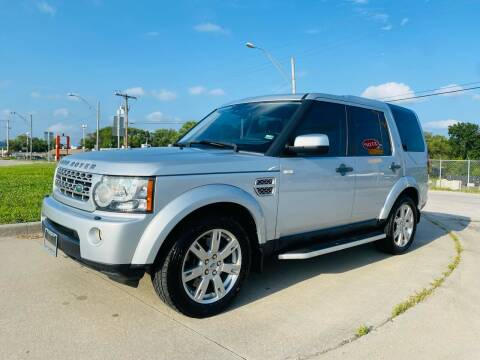 2011 Land Rover LR4 for sale at Xtreme Auto Mart LLC in Kansas City MO