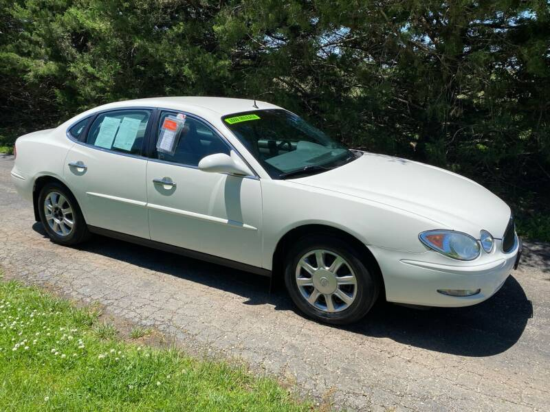 2005 Buick Allure for sale at Kansas Car Finder in Valley Falls KS