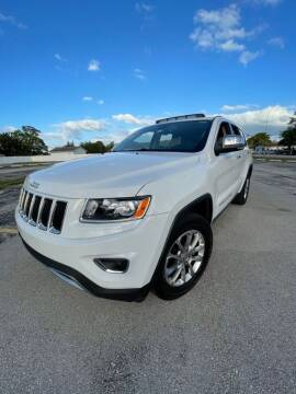 2015 Jeep Grand Cherokee for sale at Easy Finance Motors in West Park FL