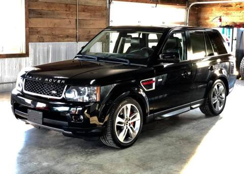 2013 Land Rover Range Rover Sport for sale at Torque Motorsports in Rolla MO