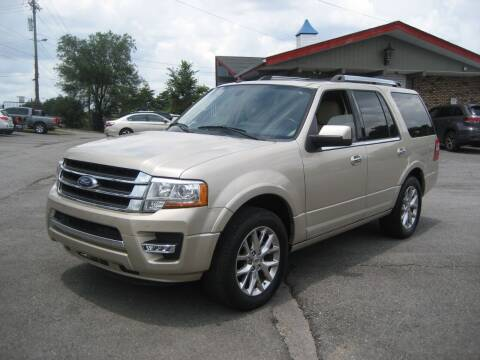 2017 Ford Expedition for sale at Import Auto Connection in Nashville TN