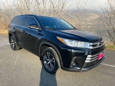 2018 Toyota Highlander for sale at Clarkston Auto Sales in Clarkston WA