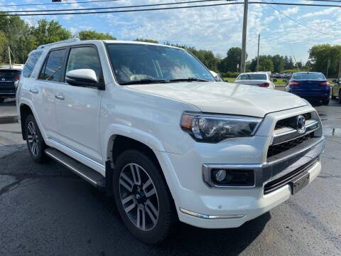 2018 Toyota 4Runner for sale at RS Motors in Falconer NY