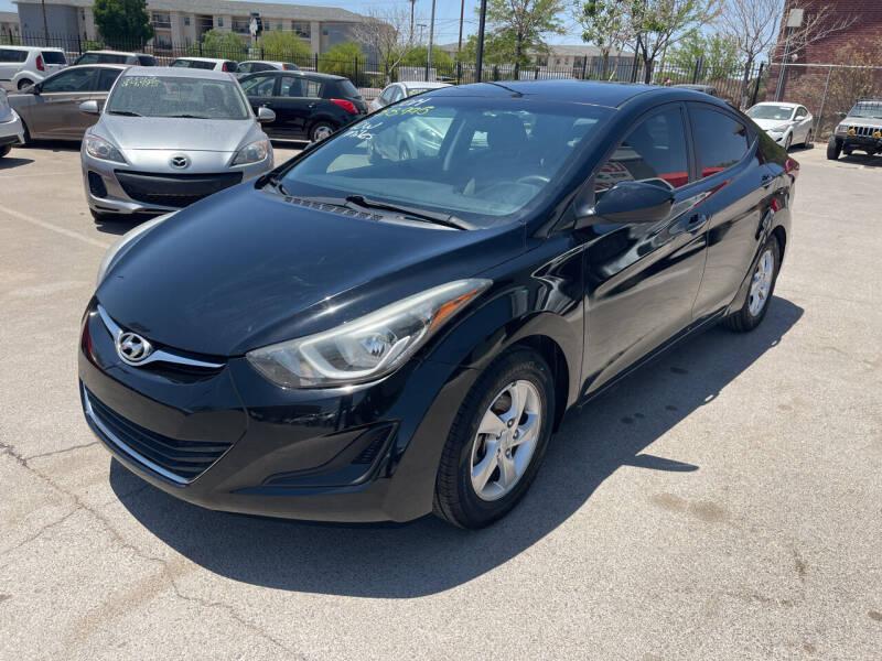 2014 Hyundai Elantra for sale at Legend Auto Sales in El Paso TX