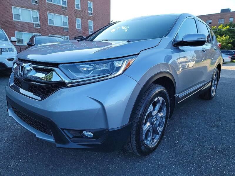2017 Honda CR-V for sale at OFIER AUTO SALES in Freeport NY