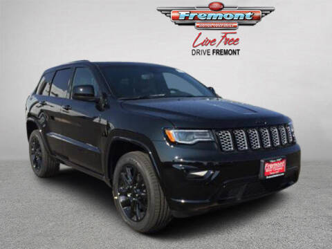 2020 Jeep Grand Cherokee for sale at Rocky Mountain Commercial Trucks in Casper WY