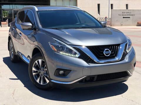 2018 Nissan Murano for sale at AKOI Motors in Tempe AZ