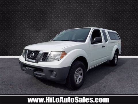 2010 Nissan Frontier for sale at Hi-Lo Auto Sales in Frederick MD