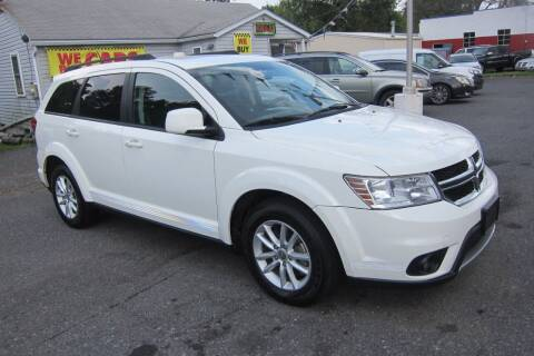 2014 Dodge Journey for sale at K & R Auto Sales,Inc in Quakertown PA