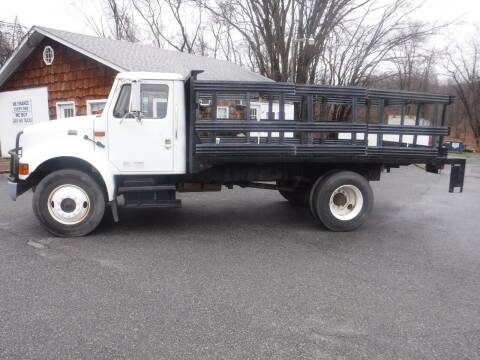 2001 International 4700 for sale at Trade Zone Auto Sales in Hampton NJ