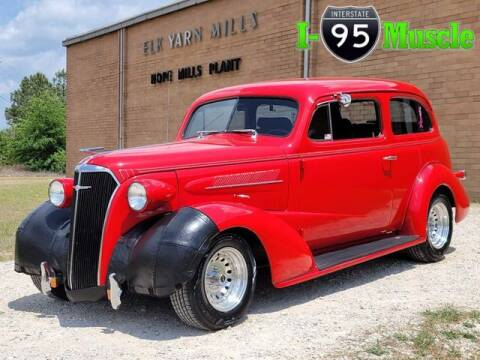 1937 Chevrolet 210 for sale at I-95 Muscle in Hope Mills NC
