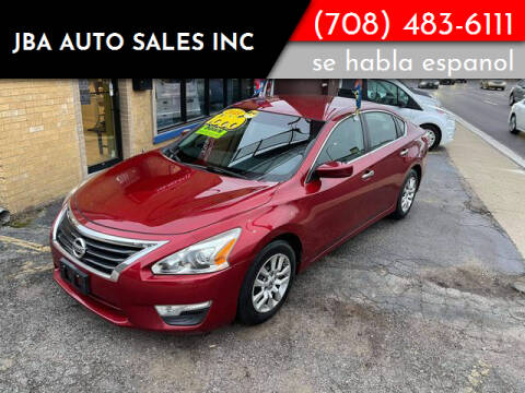 2013 Nissan Altima for sale at JBA Auto Sales Inc in Stone Park IL