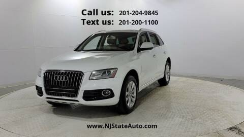 2015 Audi Q5 for sale at NJ State Auto Used Cars in Jersey City NJ