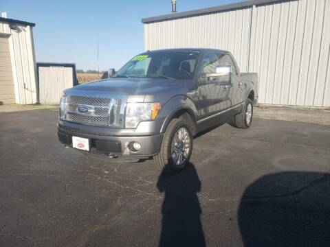 2011 Ford F-150 for sale at Used Car Factory Sales & Service Troy in Troy OH