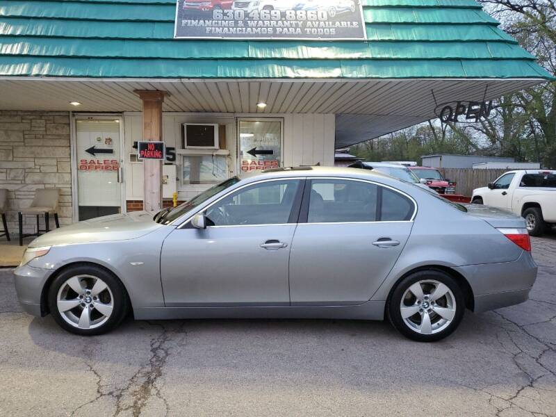 2004 BMW 5 Series for sale at New Wheels in Glendale Heights IL