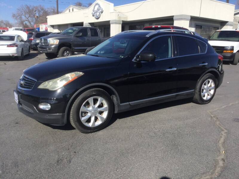 2010 Infiniti EX35 for sale at Beutler Auto Sales in Clearfield UT