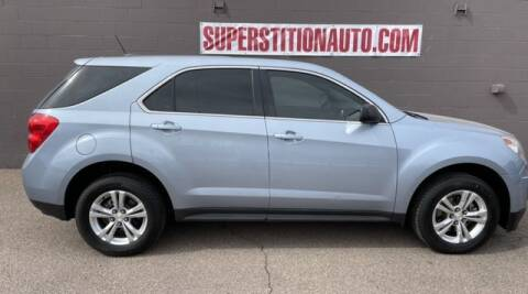 2015 Chevrolet Equinox for sale at Superstition Auto in Mesa AZ