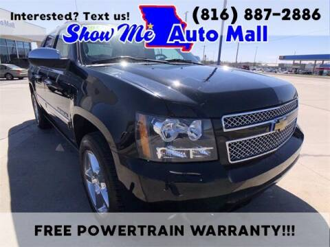 2013 Chevrolet Avalanche for sale at Show Me Auto Mall in Harrisonville MO