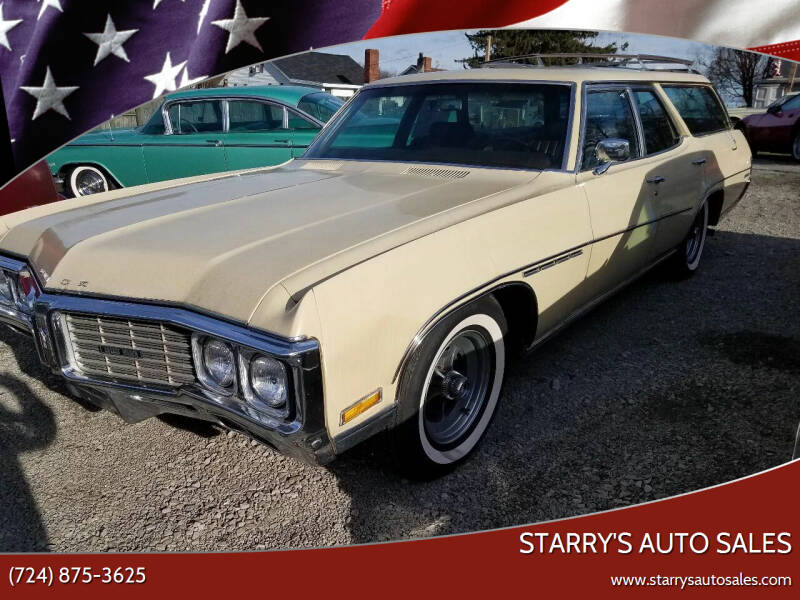 1970 Buick Estate Wagon 6 Pass - New Alexandria PA