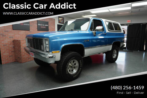 1985 GMC Jimmy for sale at Classic Car Addict in Mesa AZ