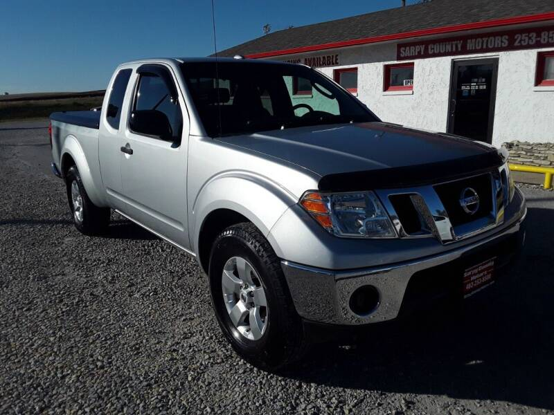 2011 Nissan Frontier for sale at Sarpy County Motors in Springfield NE