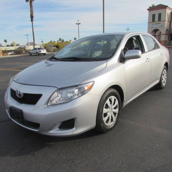2010 Toyota Corolla for sale at Charlie Cheap Car in Las Vegas NV