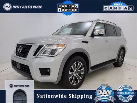 2020 Nissan Armada for sale at INDY AUTO MAN in Indianapolis IN