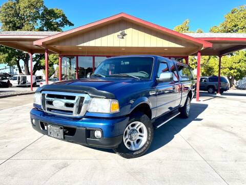 2007 Ford Ranger for sale at ALIC MOTORS in Boise ID