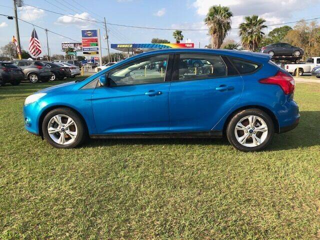 2012 Ford Focus for sale at Unique Motor Sport Sales in Kissimmee FL