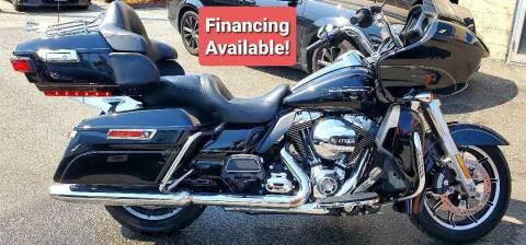2016 Harley-Davidson FLTRU for sale at High Line Auto Sales of Salem in Salem NH