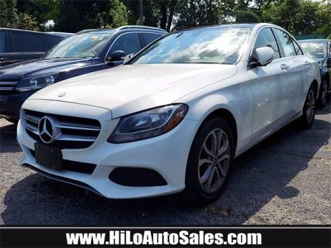 2017 Mercedes-Benz C-Class for sale at Hi-Lo Auto Sales in Frederick MD