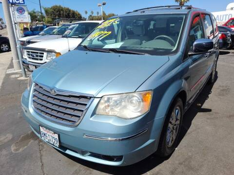 2008 Chrysler Town and Country for sale at ANYTIME 2BUY AUTO LLC in Oceanside CA
