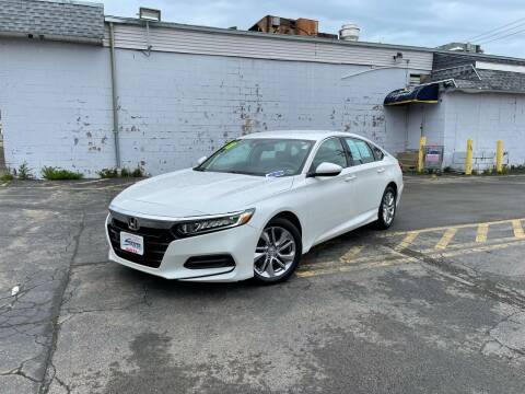 2018 Honda Accord for sale at Santa Motors Inc in Rochester NY