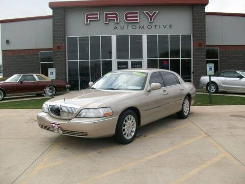 2006 Lincoln Town Car for sale at Frey Automotive in Muskego WI