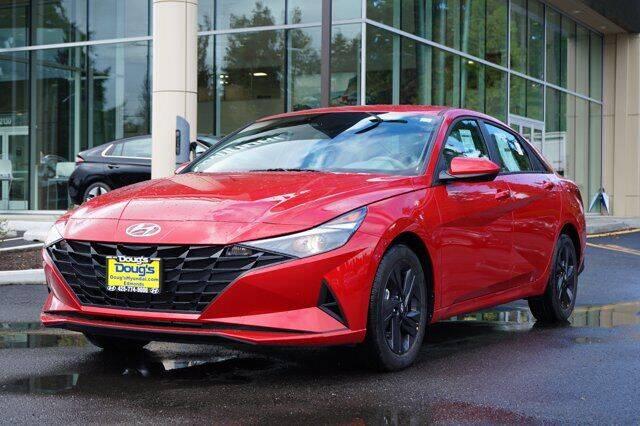 2022 Hyundai Elantra for sale in Edmonds, WA