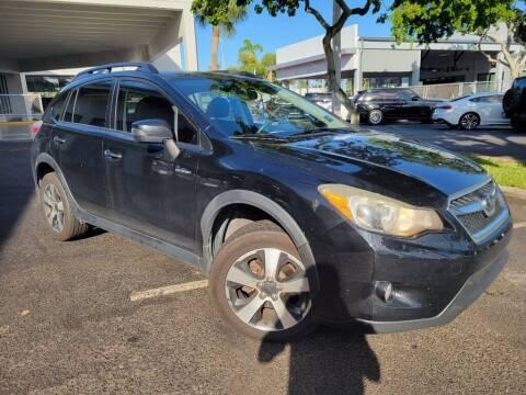 2015 Subaru XV Crosstrek for sale at PHIL SMITH AUTOMOTIVE GROUP - Phil Smith Kia in Lighthouse Point FL