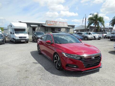 2018 Honda Accord for sale at DMC Motors of Florida in Orlando FL