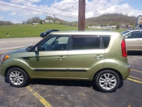 2012 Kia Soul for sale at G T Auto Group in Goodlettsville TN