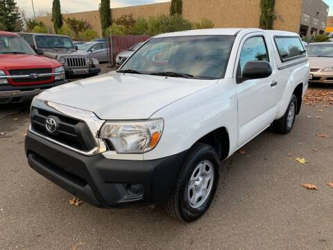 2013 Toyota Tacoma for sale at C. H. Auto Sales in Citrus Heights CA