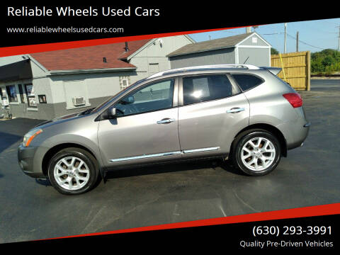 2011 Nissan Rogue for sale at Reliable Wheels Used Cars in West Chicago IL