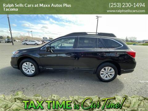 2016 Subaru Outback for sale at Ralph Sells Cars at Maxx Autos Plus Tacoma in Tacoma WA