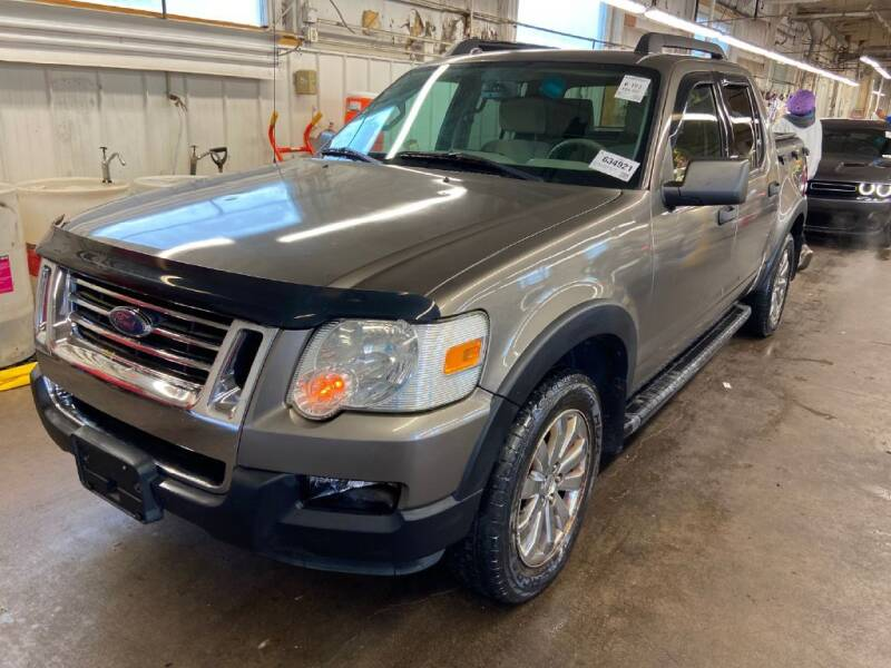 2007 Ford Explorer Sport Trac for sale at Doug Dawson Motor Sales in Mount Sterling KY