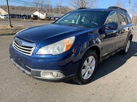 2010 Subaru Outback for sale at Volpe Preowned in North Branford CT