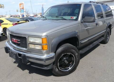 1999 GMC Suburban for sale at PA Auto World in Levittown PA