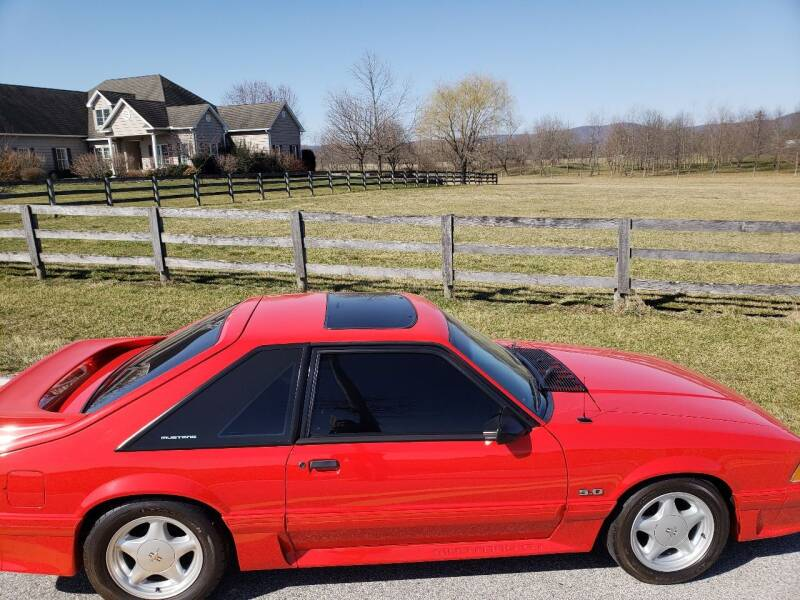 1993 Ford Mustang for sale at Kent Auto Group in Woodsboro MD