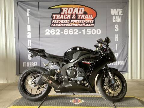 2012 Honda CBR1000RR for sale at Road Track and Trail in Big Bend WI
