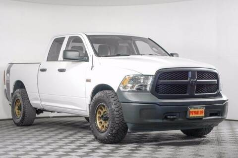 2018 RAM Ram Pickup 1500 for sale at Chevrolet Buick GMC of Puyallup in Puyallup WA