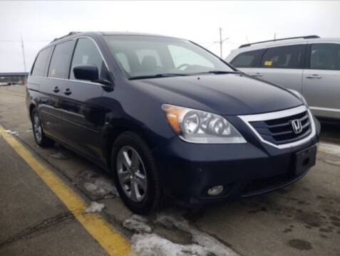 2008 Honda Odyssey for sale at HW Used Car Sales LTD in Chicago IL