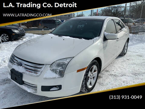 2008 Ford Fusion for sale at L.A. Trading Co. Woodhaven - L.A. Trading Co. Detroit in Detroit MI