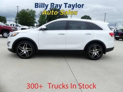 2016 Kia Sorento for sale at Billy Ray Taylor Auto Sales in Cullman AL